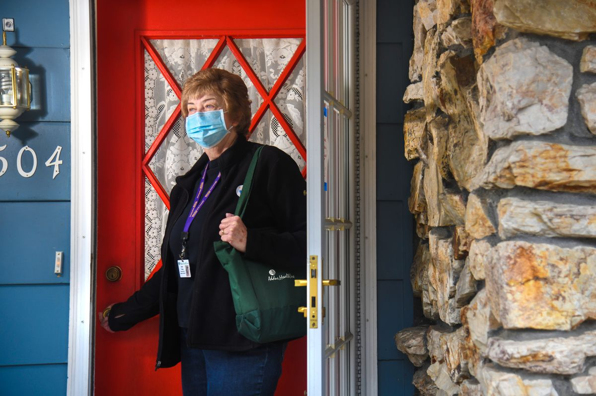 The long-term care offered out of plain sight: How home health caregivers have weathered the pandemic