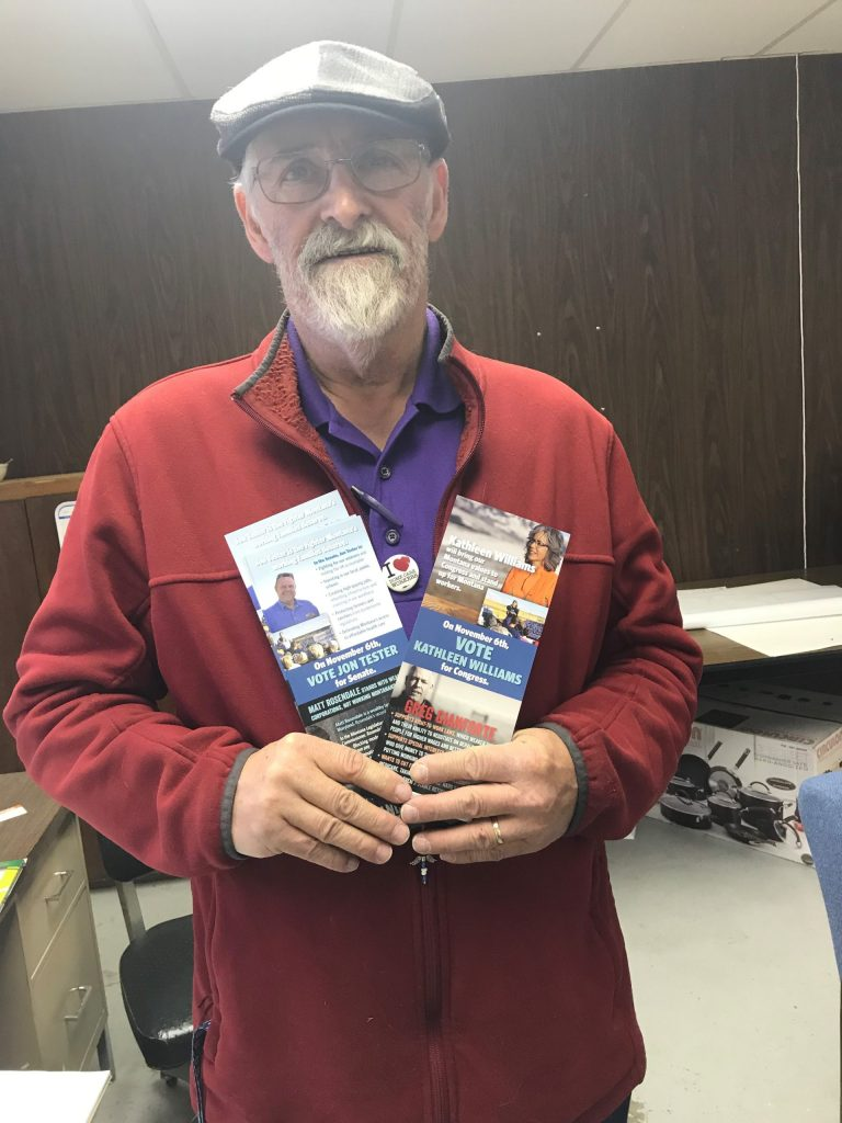 Gerry Knight, veteran and retired caregiver, writes about why $15 an hour is good for Montana's veterans